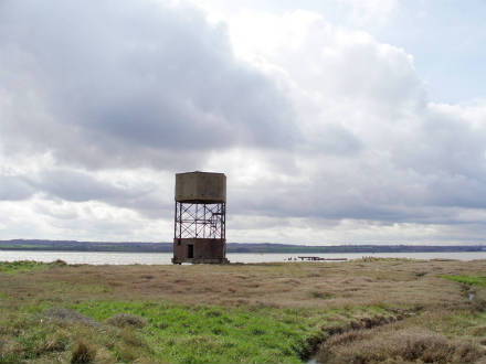 Tower at Coalhouse Fort