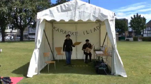 Karaoke Iliad at Village Green